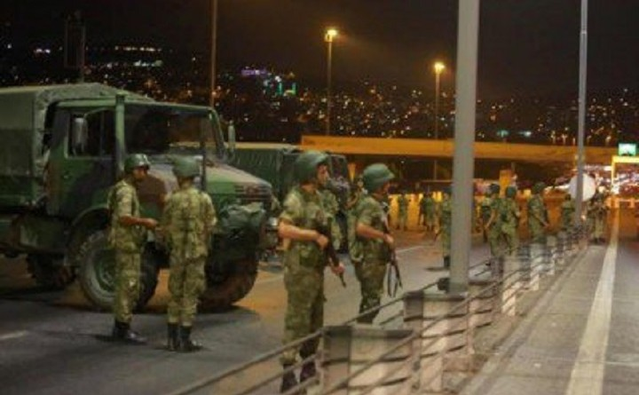 Turkey says Obama Lies: US was behind failed coup