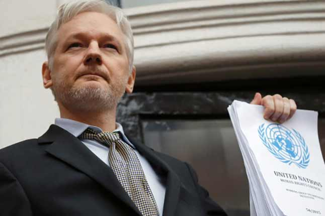 Assange slams 'incredible politicization' of media covering campaign (VIDEO)