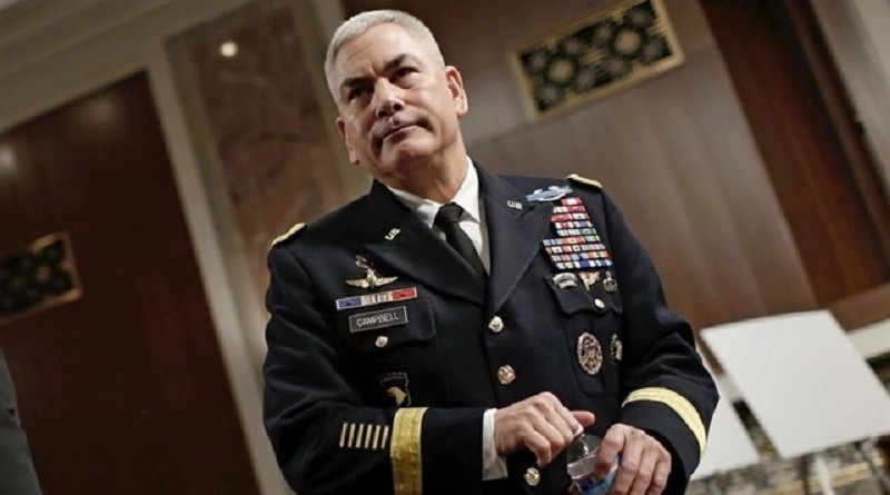 US Commander Campbell: The man behind the failed coup in Turkey