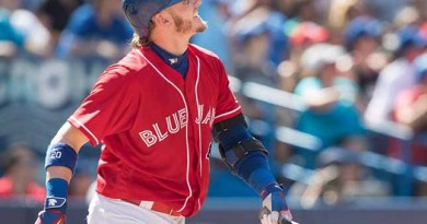 Donaldson swats three home runs as Blue Jays sweep Twins