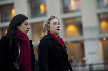 Huma Abedin worked at a radical Muslim journal for a dozen years