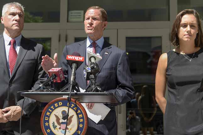 Senator Blumenthal calls on NHL to fund concussion study; NHL's response: It's 'media hype'