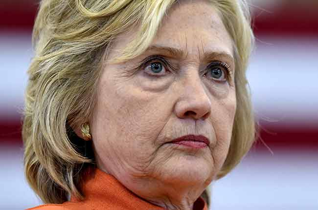 Here is the leaked list of Hillary Clinton's mega donors