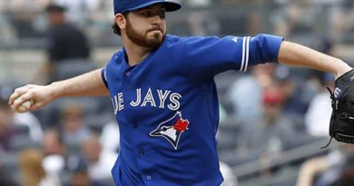 Blue Jays trade Drew Hutchison and Jesse Chavez to Pirates