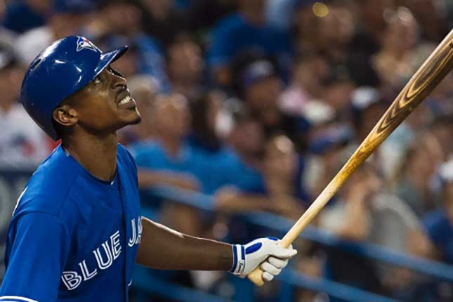 Melvin Upton Jr. rallies Blue Jays past Twins