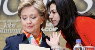 LEAKED: Hillary's private meetings with Muslim Brotherhood officials secretly recorded