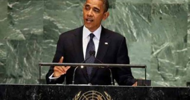 Obama Surrenders to ISIS in Front of Entire U.N.