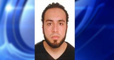 BREAKING: Authorities Release Image of Suspect in NYC Bombings