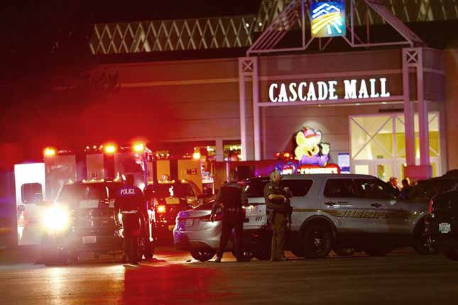 Cascade Mall Shooting: Five killed at Macy's in Washington State