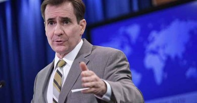 State Department spokesman John Kirby: ISIS posing as refugees in the hopes of making it to USA