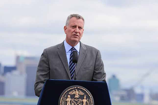 NYC Mayor says Islamic terror 'vanishingly' rare