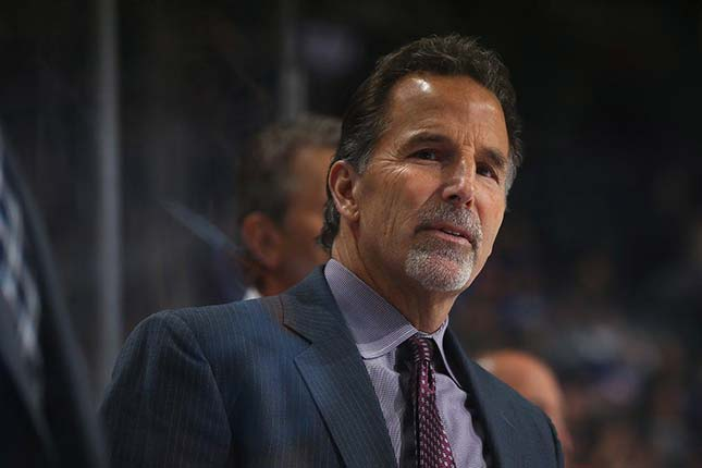 coach John Tortorella warns Team USA: Stand for the anthem or sit out the World Cup of Hockey