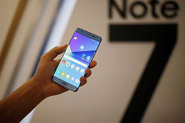 Samsung Galaxy Note7 users urged to turn off phones immediately!