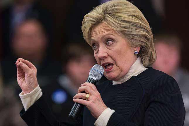 Clinton says half of Trump supporters are in 'basket of deplorables'