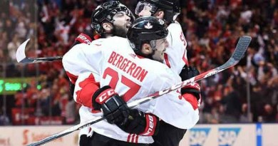Canada beats Europe 2-1 to win World Cup of Hockey 2016