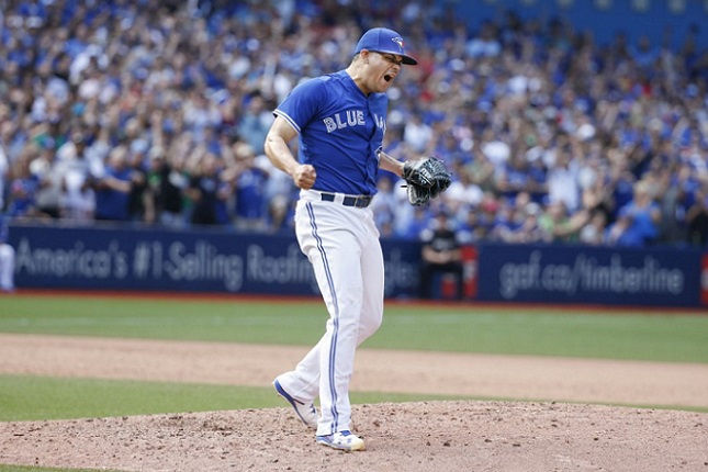 Solid Blue Jays pitching trumps player meeting: Griffin