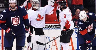 Team Canada eliminates Team USA, affirms dominance over rival
