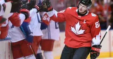 Canada demolishes Czech Republic at World Cup of Hockey