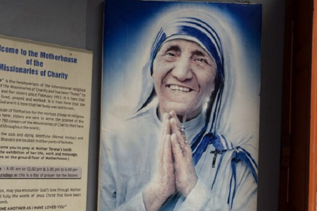 Mother Teresa declared saint by Pope Francis at Vatican