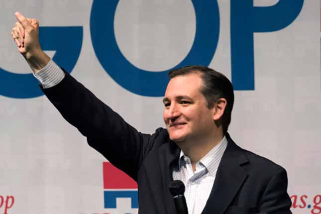 Why I am voting for Donald J Trump - By Ted Cruz