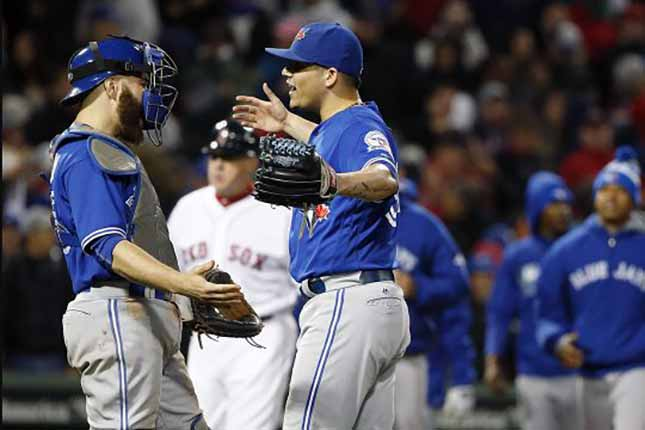 Heart-stopping victory ensures Blue Jays control their own fate