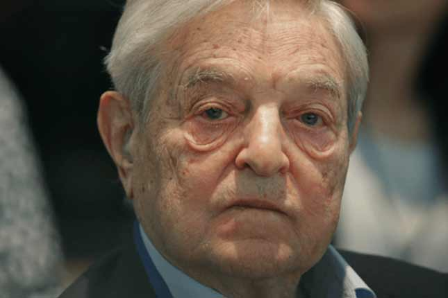 Hillary Clinton embraces George Soros' 'radical' vision of open-border world