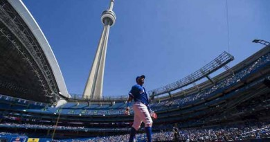 5 things to watch as Blue Jays try to sweep Rangers