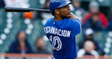 Encarnacion is the hero as the Blue Jays win the wildcard game