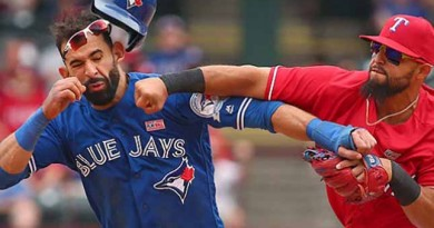 Bad blood: A brief history of the Jays-Rangers rivalry