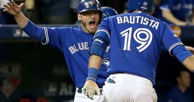 The Blue Jays are absolutely frightening right now