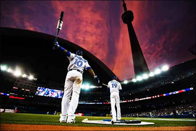 A capsule look at the Orioles-Blue Jays playoff game