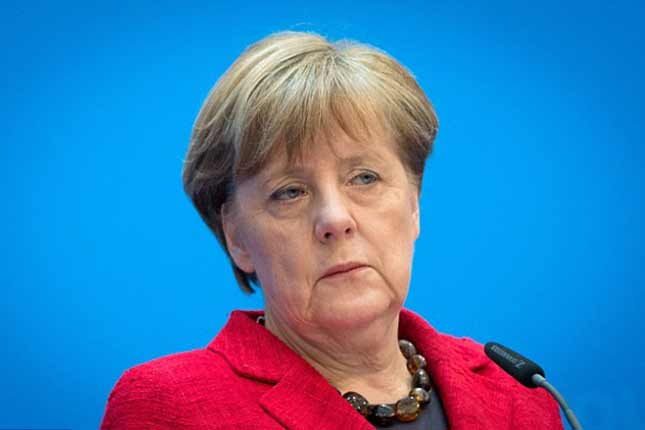 We are losing control of the streets' Merkel's Germany descends into lawlessness