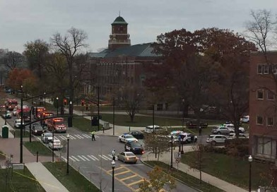 BREAKING: Ohio State University tweets active shooter on campus students should 'Run Hide Fight'