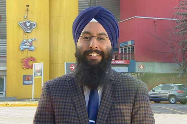 Harnarayan Singh to make English debut in NHL broadcast from Calgary