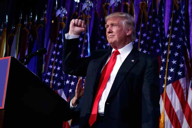President-Elect Donald J. Trump announces new implementation phase of Presidential Transition Team