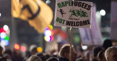 Not what we want in America! Migrants sexually harass, humiliate and beat girls and women (VIDEO)