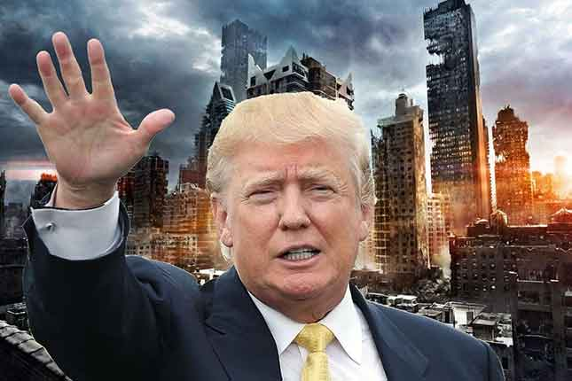 Revealed in Bible why Donald Trump