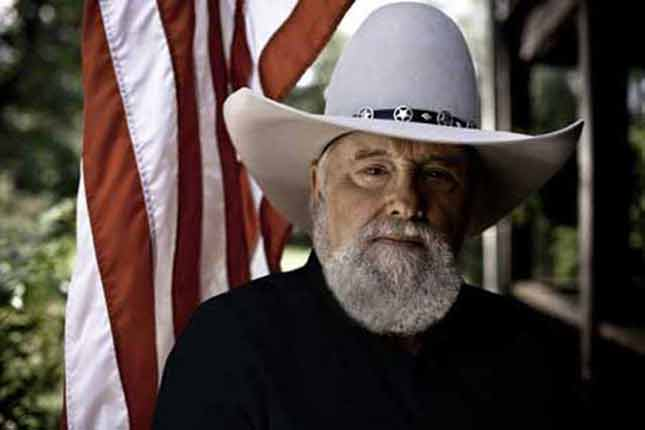 Charlie Daniels has a message for the Democrats