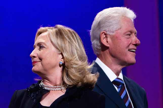 Trump to pressure foreign leaders to probe Clinton Foundation