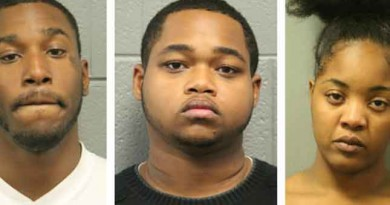 4 charged after man beaten following car crash as bystanders yelled anti-Trump taunts