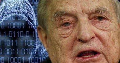 ANONYMOUS: The take down of GEORGE SOROS has begun