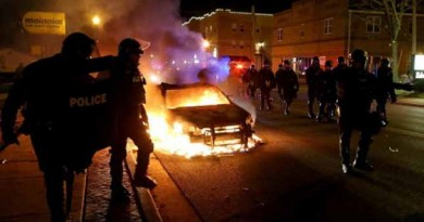 Blocks of GEORGE SOROS paid rioter buses found in Chicago (VIDEO)