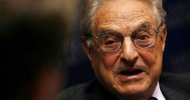 Soros funded anarcho-terrorists plotting to overthrow the US government