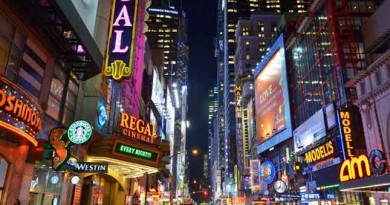 ISIS supporter arrested for plotting terror attack on Times Square