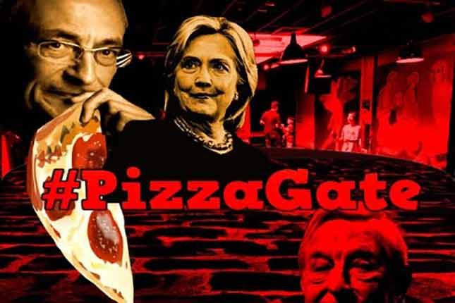 Satanic #PizzaGate is going viral worldwide (elites are terrified)