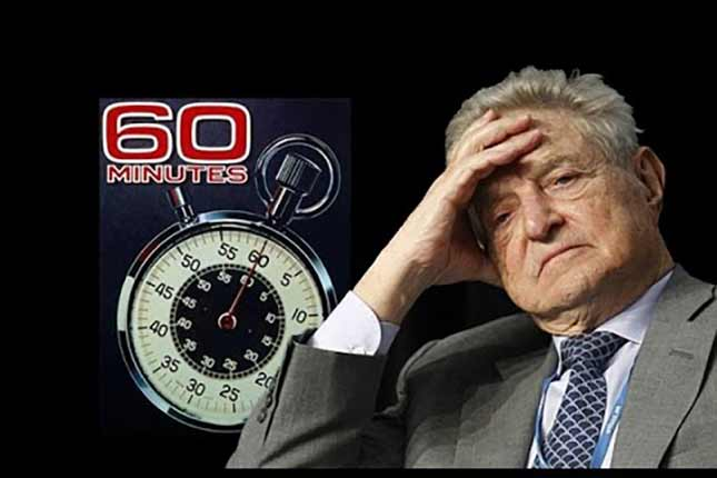 BREAKING: Infamous 60 Minutes piece on GEORGE SOROS emerges online (VIDEO)