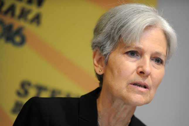 Busted! Jill Stein's election recount is being funded by a BOT!