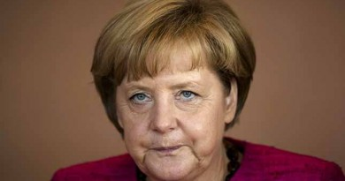 Regretting something, Angela? Germany's Merkel announces plan to deport 100,000 migrants