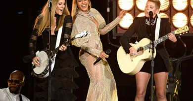 Country legend walked out when Beyonce took the stage at the CMA