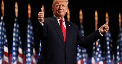 Trump claims astounding victory as America's 45th president